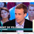 Intervention de Laurent de Villiers au Grand Journal de Canal+ du 2 novembre 2011
