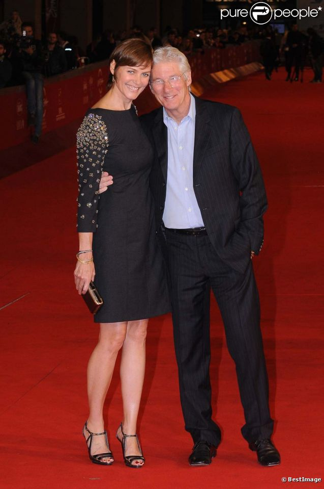 richard gere et son pouse tr s amoureux revivent les moissons du ciel. Black Bedroom Furniture Sets. Home Design Ideas