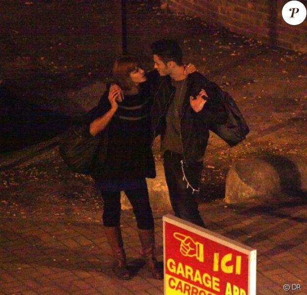 Baptiste Giabiconi et Fauve partagent une incroyable complicité le lundi 24 octobre 2011