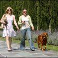 Courtney Love et sa fille Frances Bean Cobain en 2006