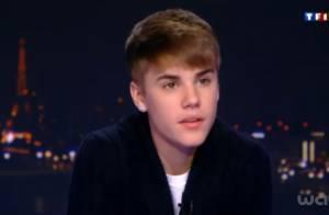 Justin Bieber, le coeur sur la main pour les Petits Princes, joue les Père Noël