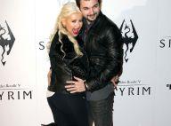 Christina Aguilera et son compagnon très, très proches devant Wonder Woman
