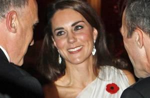 Kate Middleton garde le sourire malgré l'annonce d'une longue séparation...