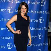 Tina Fey : Elegante au côté d'Emma Stone éclatante et Jane Krakowski rayonnante