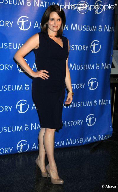 Tina Fey lors du Gala annuel du Muséeum d'histoire naturelle américain de New York le 10 novembre 2011 à New York