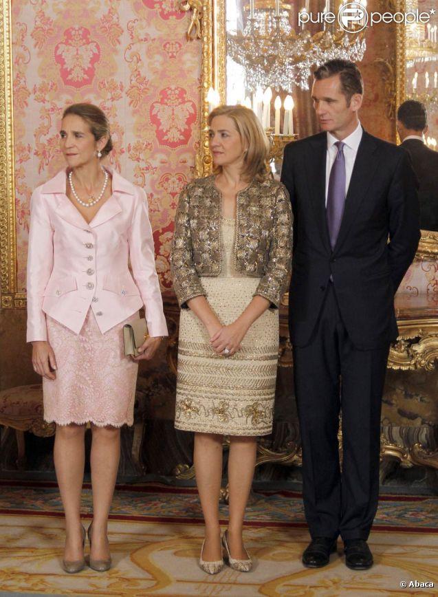 Iñaki Urdangarin, duc de Palma de Majorque, époux de l'infante Cristina d'Espagne, est dans le collimateur de la police anticorruption pour une affaire de détournement de fonds publics...