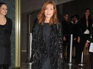 Isabelle Huppert : Une nuit placée sous le signe du luxe avec Jessica Alba