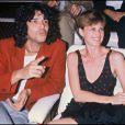 Julien Clerc et Miou-Miou en septembre 1980