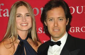 David Lauren et son épouse Lauren Bush : Leurs photos de mariage révélées
