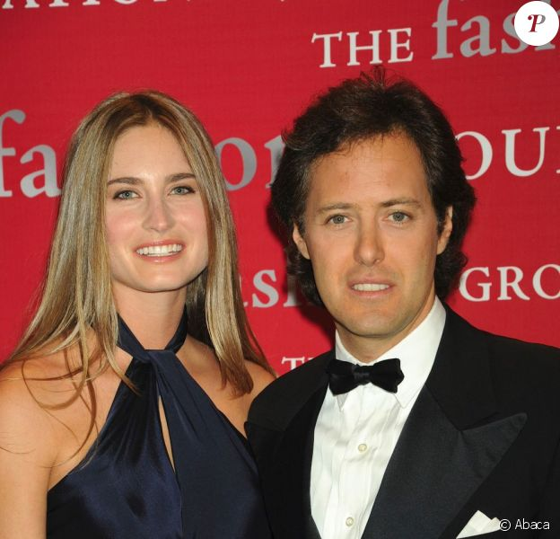 David Lauren et Lauren Bush le 27 octobre 2011.
