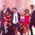 Chris Marques dans la finale de Danse avec les stars 2, samedi 19 novembre 2011, sur TF1