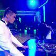 Baptiste Giabiconi et Fauve dans Danse avec les Stars 2, samedi 19 novembre 2011, sur TF1
