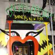 Le Gaga Workshop à la boutique Barney's de New York City le 21 novembre 2011