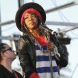 Lauryn Hill chante le titre  Selah  responsable de la vocation de Selah Sue pour la musique.