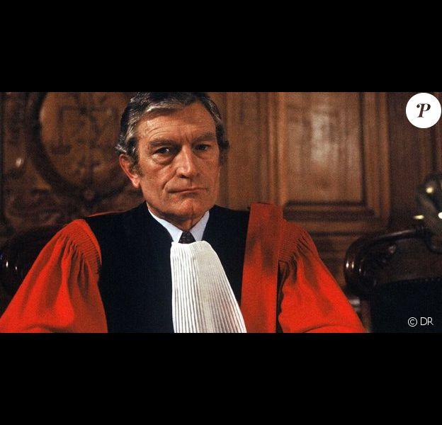 Robert Party dans le téléfilm Docteyr Teyran (1980).