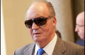 Juan Carlos Ier : Première apparition branchée après son accident domestique