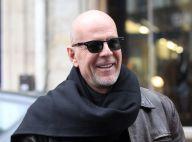 Bruce Willis avec ses grandes filles : Scout Larue vulgaire et Rumer ronchon