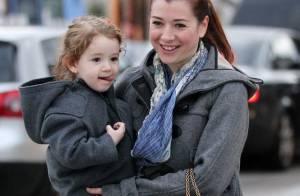 Alyson Hannigan : Pour sa famille, l'actrice résiste au ''froid'' de Los Angeles