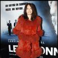 Nathalie Garçon lors de l'avant-première du film Les Lyonnais à Paris le 27 novembre 2011
