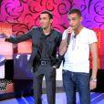 Mister You et Mustapha El Atrassi dans La Nuit nous appartient sur Comédie + le jeudi 1er décembre 2011