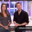 Matthieu Delormeau et Jeny Priez dans les Anges de la télé-réalité 3, mercredi 30 novembre 2011, sur NRJ 12