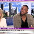 Myriam et Mathieu Edward dans les Anges de la télé-réalité 3, mercredi 30 novembre 2011, sur NRJ 12