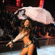 Défilé Victoria's Secret le 9 novembre 2011