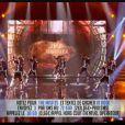 The Misfits dans La France a un Incroyable Talent sur M6 le mercredi 30 novembre 2011
