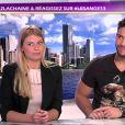 """""""Annaëlle et Kevin sur le plateau des Anges de la télé-réalité 3 - Le Mag, jeudi 1 décembre 2011 sur NRJ 12"""""""
