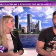 """""""Kevin sur le plateau des Anges de la télé-réalité 3 - Le Mag, jeudi 1 décembre 2011 sur NRJ 12"""""""