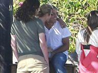 George Clooney et Stacy Keibler : leurs regards ne trompent pas, ils sont mordus