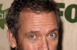 Hugh Laurie : ''La plupart des gens ont peur de moi et ça me plaît''