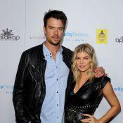 Fergie et son mari Josh Duhamel très amoureux à l'anniversaire d'Apl.de.ap