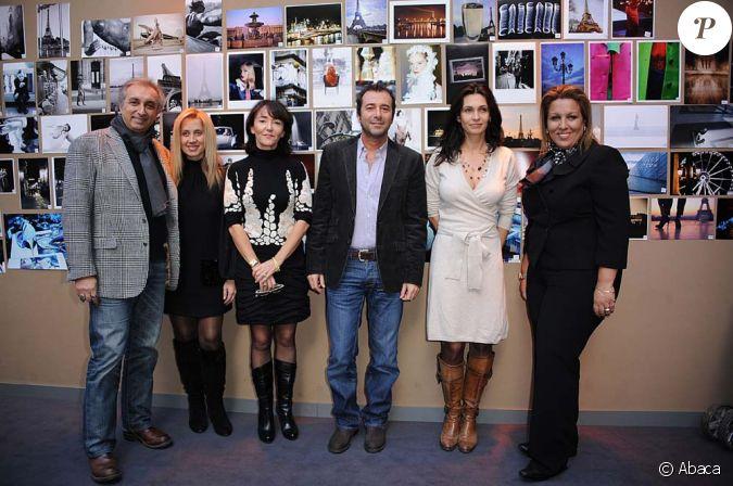 Lara fabian g rard pullicino bernard montiel adeline for Groupe hotelier
