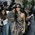 Nicole Scherzinger à Londres en octobre 2011