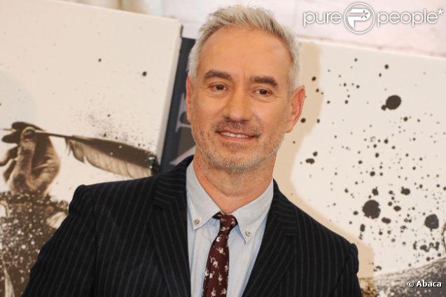 Roland Emmerich à Rome, le 19 octobre 2011.