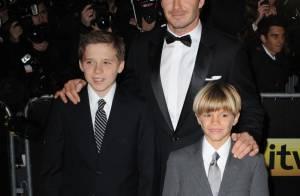David et Victoria Beckham : Ils mettent en scène leurs beaux enfants