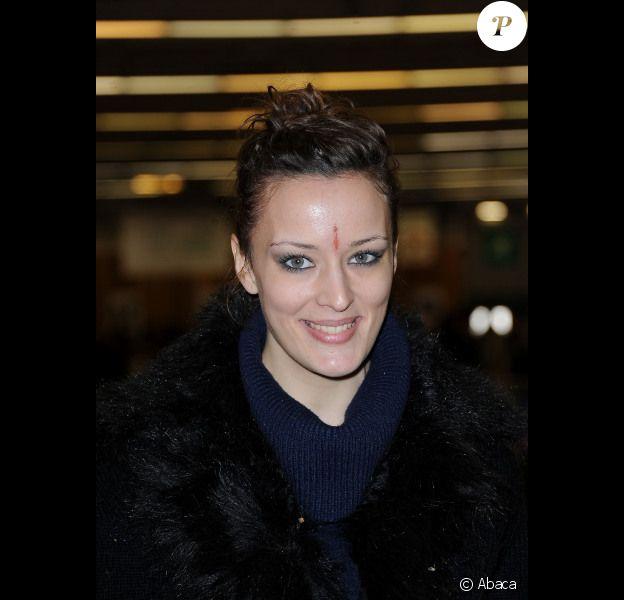 Kelly Bochenko, à Paris, en novembre 2011.