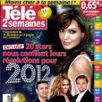 Télé 2 Semaines en kiosques le 26 décembre 2011