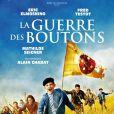 L'affiche du film La Guerre des boutons, à ne pas confondre avec La Nouvelle Guerre des boutons