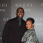 LeBron James : Le prodige du basket US va épouser sa copine du lycée
