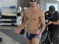 Michael Phelps : Le roi de la natation séparée de sa sirène reine de beauté