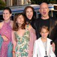 Les filles de Bruce Willis
