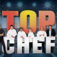 Le jury de Top Chef et Stéphane Rotenberg