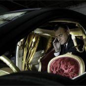 Jean-Charles de Castelbajac imagine une voiture pour le futur président
