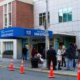 Le Lenox Hill Hospital à New York le 9 janvier 2012, là où Beyoncé a donné naissance à Blue Ivy