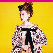 Mia Wasikowska : la jeune actrice fait ses premiers pas dans la mode