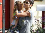 Halle Berry, toujours blessée : Sa petite Nahla lui offre une pluie de câlins
