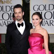 Golden Globes : Natalie Portman, sublime amoureuse entourée de couples de stars