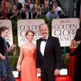 Kelsey Grammer et Kayte Walsh aux Golden Globes le 15 janvier 2012.